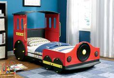 Furniture of America CM7106 Twin Train Bed