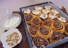 Pumpkin Recipes, Muffin, Breakfast, Food, Morning Coffee, Essen, Muffins, Meals, Cupcakes