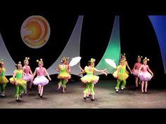 Танец-Гусенички - YouTube