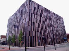 Car Park, Sheffield #socialsheffield #sheffield #architecture #carpark
