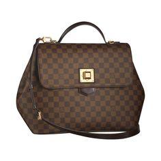 Louis Vuitton | Damier Ebene Bergamo GM Bag