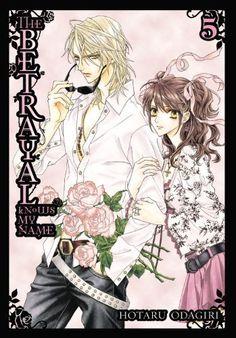 The Betrayal Knows My Name, Vol. 5 by Hotaru Odagiri.