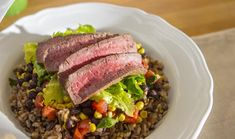 Florida Steak Bowl
