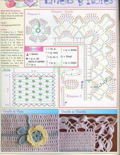 Ganchillo Especial Mantitas - Marcela Nagy - Álbuns da web do Picasa