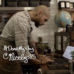 What is Nicely's secret to success as a full time barista and #superdad? For one, he plans and prioritizes everything on the #Notebook9Pro. Full video coming soon! #DoneMyWay   #SamsungNotebook #SPen #2in1 #SamsungLaptop #삼성노트북9Pen  instagram.com/nicely85/