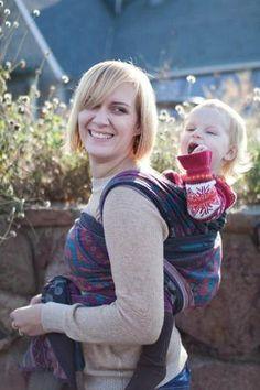 de716f71fad7 32 meilleures images du tableau Portage   Porte bébé, Mon bebe et ...