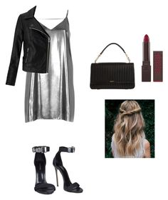 """""""night🌛"""" by sulifes on Polyvore featuring moda, River Island, Dsquared2, Miss Selfridge, DKNY ve Burt's Bees"""