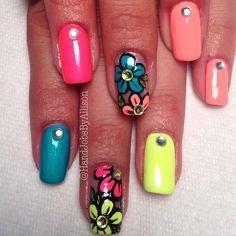 handjobsbyallison's photo on Instagram #nail #nails #nailart