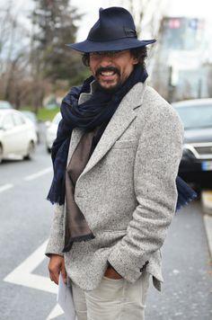TOMMY TON – 10 Homens mais estilosos do mundo| The Hype BR