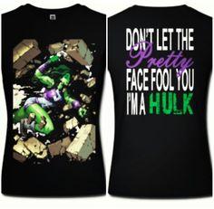 She hulk shirt