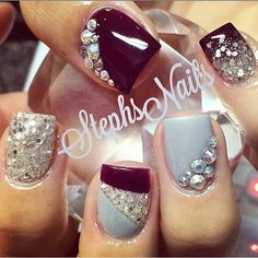 Instagram media _stephsnails_  #nail #nails #nailart