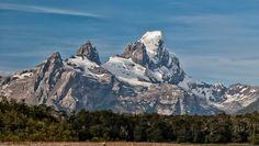 Monte Buckland. Parque Alberto Agostini. Chile.
