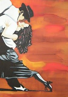 The Tango.by Sharon Nielson.