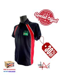 Wales Rally GB Poloshirt (Medium)