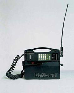 Pablo Escobar's Portable Phone