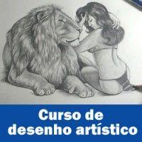 MERCADO DIGITAL: Curso online de desenho artístico realista