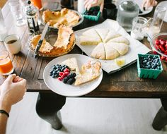 Mornings With Katie & Nathan of Kinfolk Magazine - The Chalkboard