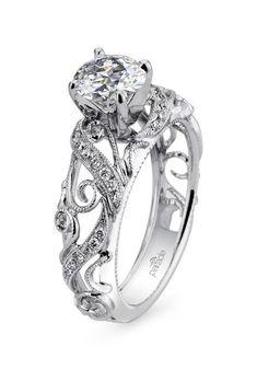 amazing wedding ring- very pretty #weddingring