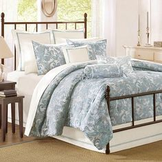 hampton hill bedding @ www.olliix | hampton hill bedding