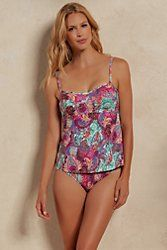 Sunsets Sofia Underwire Tankini Top