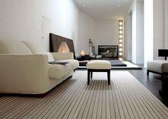 Wood Rug by Ruckstuhl  http://www.ruckstuhl.com/en/rugs-carpets/stripes/legno-legno/legno-legno-img1.html
