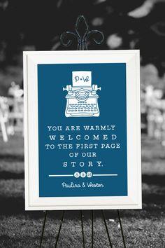 50 Best Book Themed Wedding Ideas // Emmaline Bride
