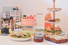 My simple birthday celebration ☺️🎉 lasagna, nacho salad, mini burgers, mini pizza, @pandemanilaofficial almond, strawberry and almond tart… Nacho Salad, Mini Burgers, Nachos, Birthday Celebration, I Foods, Lasagna, Tart, Almond, Strawberry