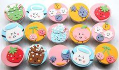 kawaii | Kawaii Cupcakes I Want To Eat