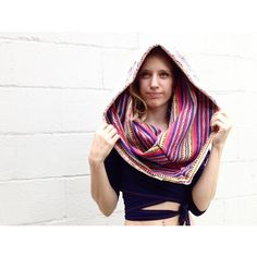 Lace/Nepalese 4-in-1 Cowl Shrug Custom Functional Fashion by gHwc