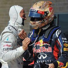 Schumacher - Vettel
