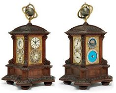 Austrian antique clocks, old clocks in Austria