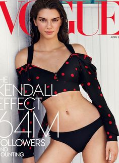 Why Kendall Jenner's History-Making Vogue Cover Is a Huge Deal