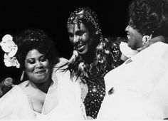 Sylvester & Two Tons o' Fun — Martha Wash [left] & Izora Armstead [right]