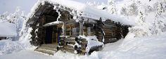 Winter Log Cabin | Finland: Winter Log Cabins Holiday