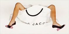 Vicky B for Marc Jacobs #Fashion #Advertising