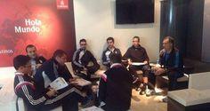 Técnicos da Fundação Real Madrid no Baixo Guadiana em Madrid | Algarlife