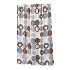 Home Fashions Madison Shower Curtain - BedBathandBeyond.com