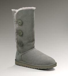 LOVE my grey Ugg 3 button boots.  My first ever pair of Uggs- oh so comfy! Oh so warm!