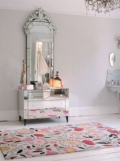Beautiful Venetian mirror