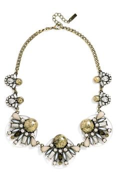 BaubleBar 'Venus' Crystal Collar Necklace available at #Nordstrom