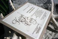 Wedding invitations |Get more inspired with www.indyweddingideas.com #bride #invites #wedding