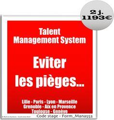 Talent Management System, éviter les pièges