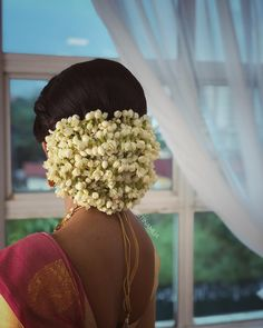 The traditional Bridal hair during our Bridal Styling Masterclass Indian Hairstyles, Bun Hairstyles, Wedding Hairstyles, Wedding Hair Inspiration, Master Class, Bridal Hair, Traditional, Photo And Video, Hair Styles