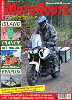 MotoRoute Magazin Nr. 6/2013; 70 CZK Read online: https://cs.publero.com/title/motoroute-magazin/6-2013