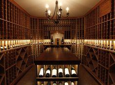 Inviniti Cellar Design - Seattle - Laurelhurst wine cellar