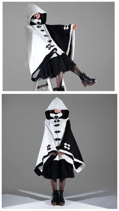 Kawaii Fashion, Lolita Fashion, Cute Fashion, Cosplay Outfits, Anime Outfits, Cool Outfits, Style Asiatique, Mode Lolita, Kleidung Design