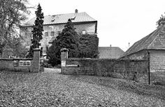 Houska Castle - built in the 13th century in the Czech Republic - it is said that the castle is built over a massive pit that some say is a gateway to hell, and that the castle was built to keep demons from below from escaping. It has a strange history, not the least of which includes a time when it was inhabited by Nazis that performed strange experiments involving the occult. Ghosts of both humans and beasts alike are said to haunt the strange castle.