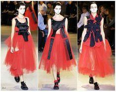 Japanese Fashion Designers, Tulle, Skirts, Tutu, Skirt, Skirt Outfits, Mesh, Dresses