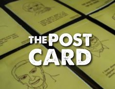 """Check out new work on my @Behance portfolio: """"The Post Card"""" http://on.be.net/1HLgVMf"""