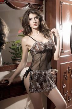 Livia Corsetti Babydoll Set Womens Lingerie Cami Set Valentines Gifts For Her